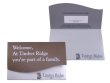 Timber Ridge Inn & Suites - Key Folder
